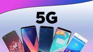 Quali sono gli Smartphone 5G più venduti al mondo